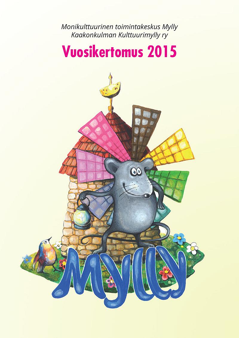 Toimintakertomus 2015
